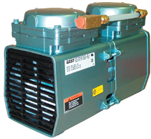 Mechanical Two-stage Diaphragm Vacuum Pump image
