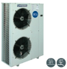 Multifunctional Air Cooled Unit with Hot Water Production -- Mara