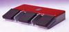 Heavy Duty Medium Size, Three Pedal Foot Switch -- 51.301R - Image