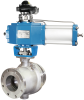 API Series Two-Piece Trunnion mounted Ball Valve