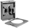 Single Position Meter Socket -- UNRRS202BEUSCH
