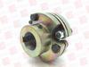 ZERO MAX INC 6A37 ( CD COUPLINGS, 1-1/4 TO 1-1/8IN, SINGLE FLEX MODELS, STEEL SET SCREW STYLE HUBS, W/KEYWAYS ) -Image