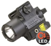 Compact Rail Mounted Tactical Light with Laser Sight -- TLR-4