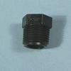 Black HDPE Tube Fittings -- 62024