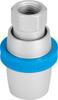 Hand slide valve -- VBOH-32-G18 -Image