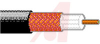 COAXIAL CABLE, RG-59/U, 75 OHM IMP., 23AWG SOLID, ANALOG VIDEO CABLE BLACK -- 70004327 - Image
