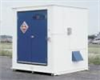 HAZ-STOR™ Outdoor Flammable Storage Safety Buildings -- HSO808