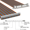 Rectangular Cable Assemblies -- H3BWH-6406M-ND -Image