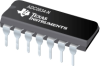 ADC0834-N 8-Bit Serial I/O A/D Converter with Multiplexer Option -- ADC0834CCN/NOPB - Image