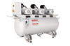 Central Vacuum Supply Systems -- CVS 1000 (2 x SV 300 B)