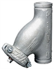Hydronic Strainer -- 732-3IN-T-GLV