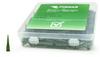 Fisnar QuantX™ 8001269-500 Tapered Dispensing Tip Olive 14 ga -- 8001269-500 -Image