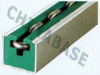 Chain Guides with Metallic Profile for Round Link Chains as per DIN 766/764 -- Type CRG -Image