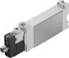 Air solenoid valve -- VUVG-BK14-M52-AT-F-1R8L-S -Image