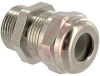 Cable Gland; Brass; 7 to 10.5 mm Diameter, Cord Range; PG; PG 11; 41 mm; 24 mm -- 70075244 - Image