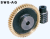 100mm PD Worm Gears -- AG5-20R1 - Image