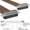 D-Sub Cables -- H7PPH-2510M-ND -- View Larger Image