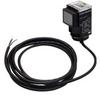 Photoelectric sensor, rectangular, polarized reflective, 12-240 ... -- 1451E-6513