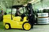Cushion Tire Internal Combustion Forklift, Elwell-Parker - Image