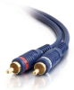 1.5ft Velocity™ RCA Stereo Audio Cable -- 2205-40005-002