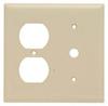 Standard Wall Plate -- SP128-I - Image