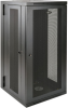 SmartRack 26U UPS-Depth Wall-Mount Rack Enclosure Cabinet, Hinged Back -- SRW26USDP -- View Larger Image