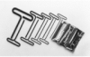 Hex Key Set 8pc 6L