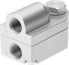 Quick exhaust valve -- VBQF-D-G18-E -Image