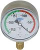 Vacuum gauge (manometer) for analogue measurement and monitoring of the vacuum VAM 100 V250 U -- 10.07.02.00001 - Image