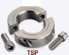 Threaded Bore Shaft Collars -- TSP Series