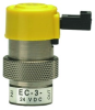 3 Way Normally Closed Air Valve -- E*-3-24-L -- View Larger Image