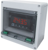 Temperature, Process and Strain Wall Mount Panel Meter/Controller -- CNi8C-EN Series