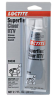 Henkel Loctite Superflex 595 RTV Silicone Adhesive Sealant Clear 80 mL Tube -- 59530