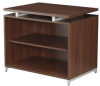 Storage Cabinet,Open,OneDesk,Java -- 12T421
