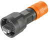 Passive Industrial Ethernet IP67 Plug-In Connector V1 Plastic Bayonet Sets - RJ45 -- IE-PH-V01P-RJ45-FH