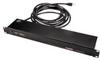 RMP Rack Mount PDU AC Indoor 1RU 120 Vac Single-Phase 15A NEMA 5-15 Plug Inlet 6x NEMA 5-15 Outlets SASD Fused -- 1101-534 -Image