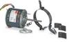 Motor,PSC,3/4 HP,1075/3,277 V,Ring/Stud -- 7E677
