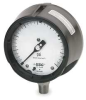 Compound Gauge,4 1/2 In,30 In Hg-150 Psi -- 1X621