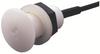 Ceiling-Mount Surveillance Mic (XLR, Black, Water Resistant) -- 53268