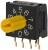 DIP Switches -- 360-2201-ND -- View Larger Image