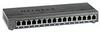 NETGEAR ProSafe Plus GS116E 16-port Gigabit Ethernet Switch -- GS116E-100NAS