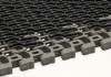 HabasitLINK® GripTop Radius Modular Belt -- IS610 GT