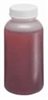 Cole-Parmer High-Density Polyethylene (HDPE) Sample Bottle, PE-lined PP cap, 180 mL, 300/Cs -- GO-06043-01