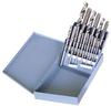 18 Piece TAP-DRILL TAP SET - Metal Box -- T9170