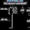 Ball Grid Array Header -- 587-XX-272-10-005437