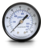 0-160 psi / 0-1100 kPa Pressure Gauge with 2.0 inch mechanical dial -- G20-BD160-4CB - Image