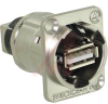 RECEPTACLE, EH SERIES, USB A TO B -- 70214311 - Image