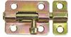 913-5062: BRASS FINISH BARREL BOLTS -- 8-02062-51835-2