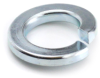 "3/4"" Mediu M Split Lock Washer, Zinc -- WSHSLK060Z"