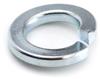 #10 Mediu M Split Lock Washer, Zinc -- WSHSLK010Z